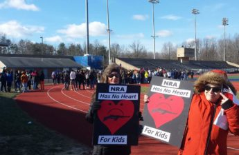 Parents support student walkout at South Lakes High